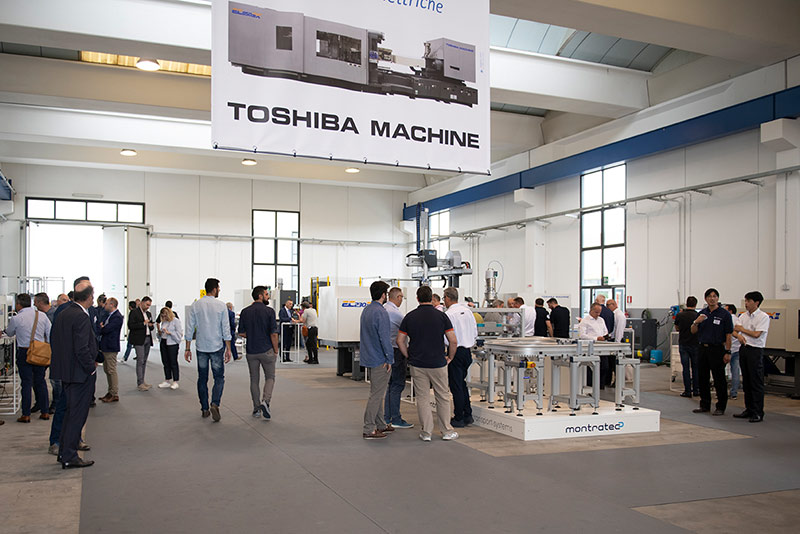EPF PLASTIC & TOSHIBA MACHINE Shape the Future