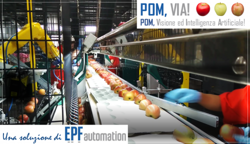 """POM, VIA!"": a project financed by CIM4.0"